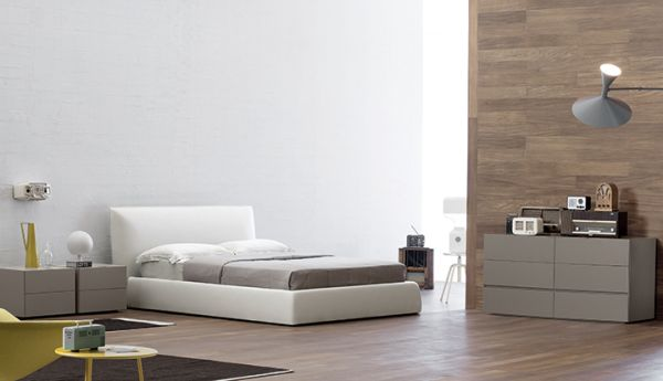 EASY Bed Simple Stylish Bed Design