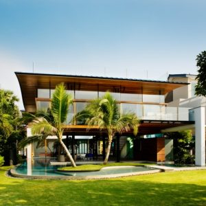 Fish House Luxury House In Singapore