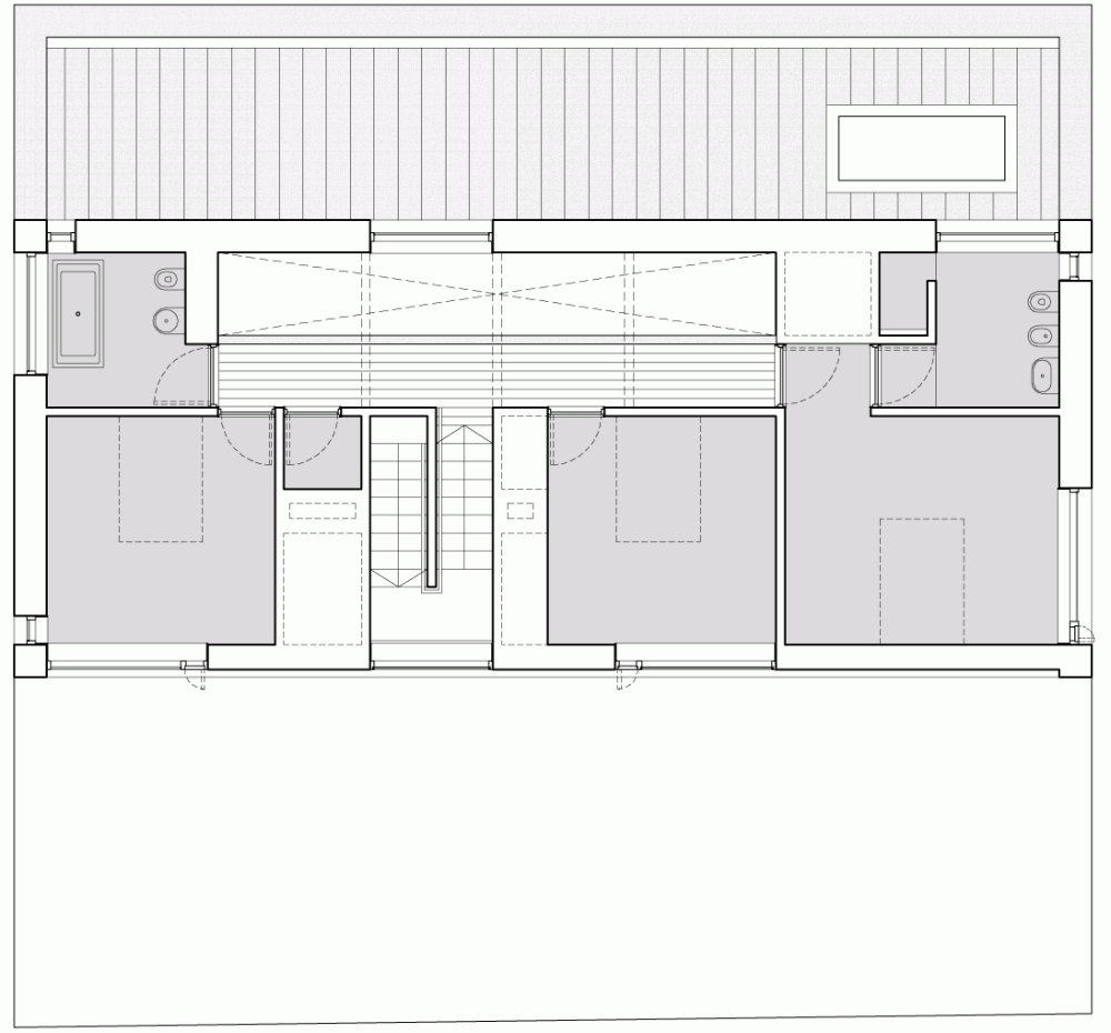 Minimalist Wooden Details as Your Home Inspiration: House Plan Old House Renovation