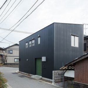 Japanese House Neighbourhood Japanese Narrow House Design