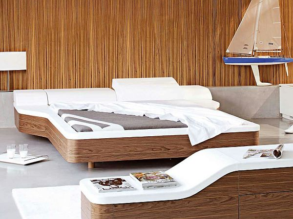 Roche Bobois MARINA Bed Design Artistic Bed Design For Artistic Bedroom Design