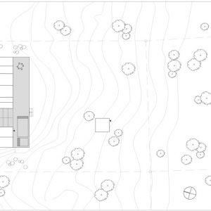 Site Plan Of Natural House In Lagnö Sweden