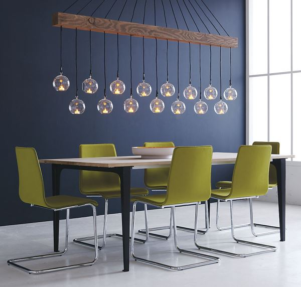 Sprout Green Dining Chairs Colorful Furniture Decor Ideas