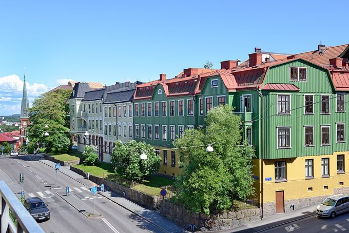 View Of The Apartment In Gothenburg Cosmopolite Streets