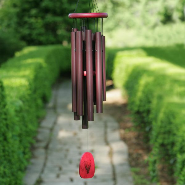 Wind Chimes Offer Natural Harmony House With Feng Shui Accessories