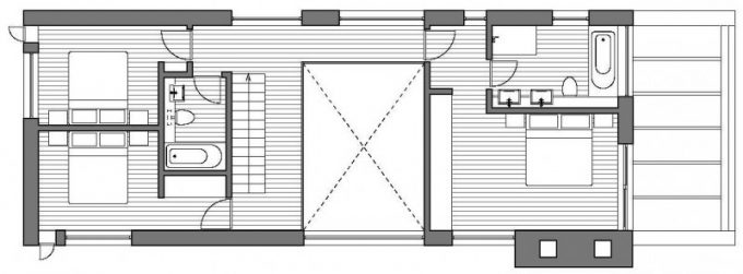 Woodpeckers Floor Plan