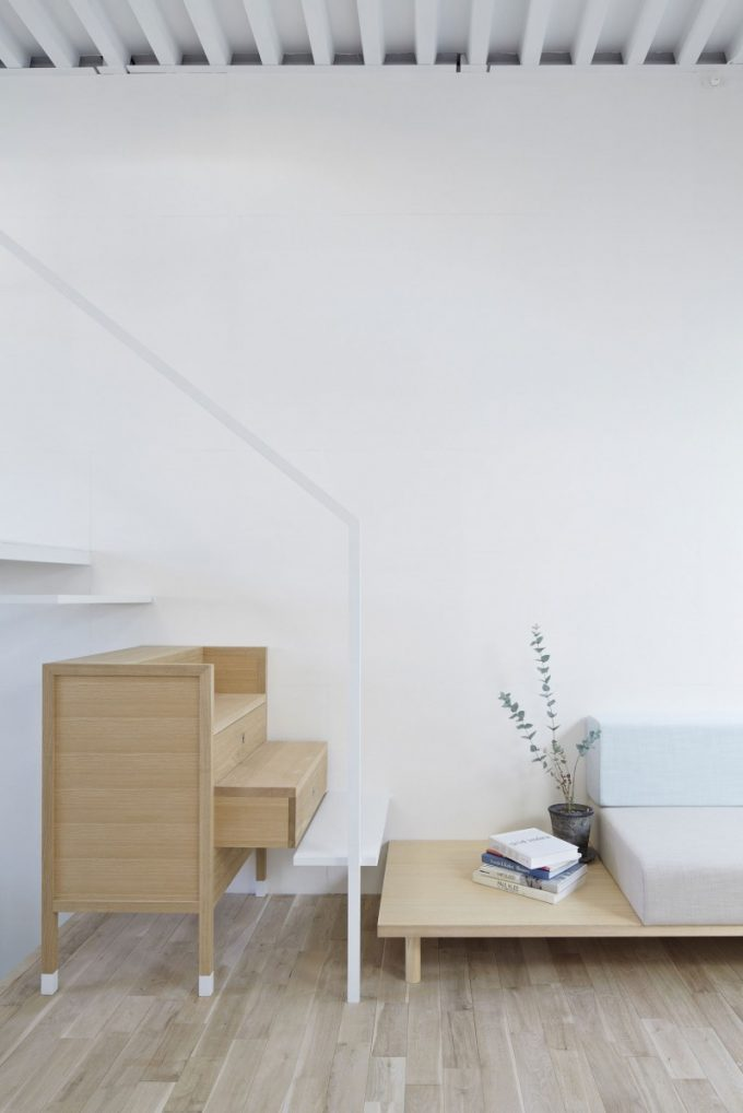 Awesome Cabinet Stair Design Creative Japan Furniture