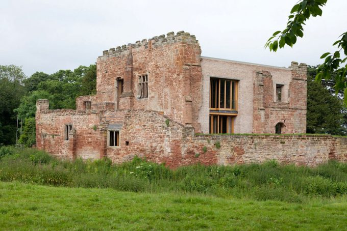 Beautiful Astley Castle Renovation