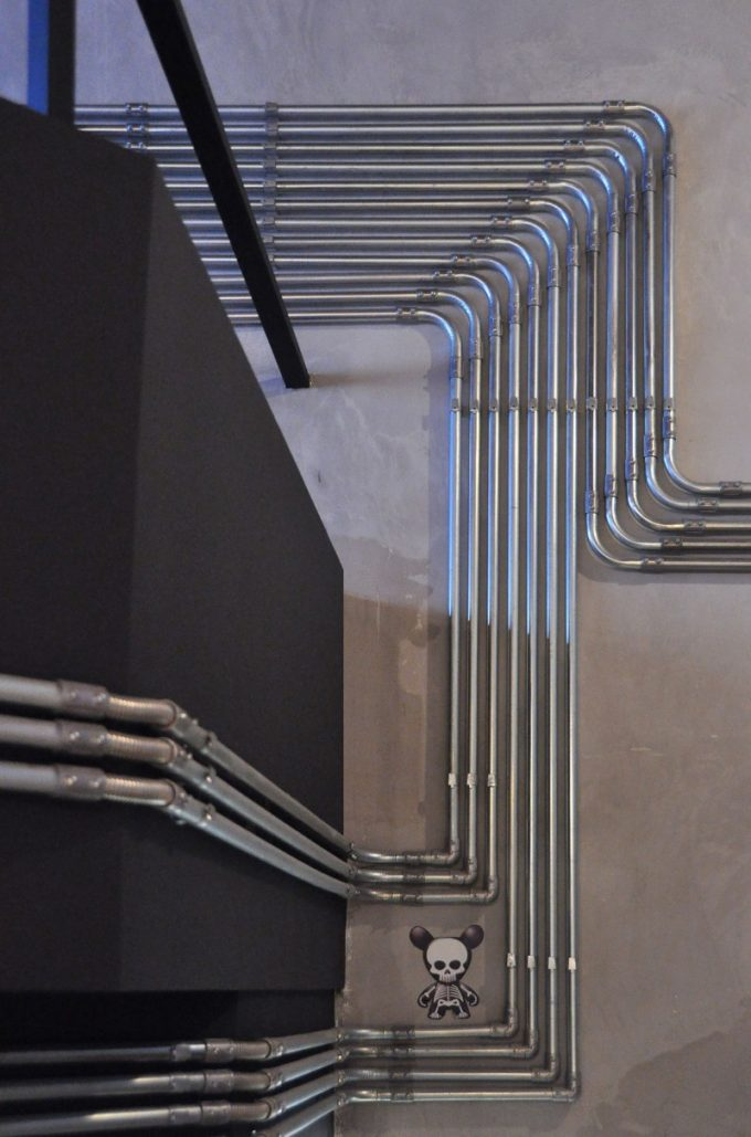 Beautiful Pipe Wire For Room Decor