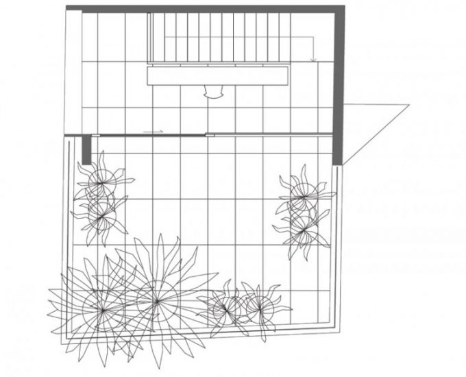 The Fifth Roof Plan