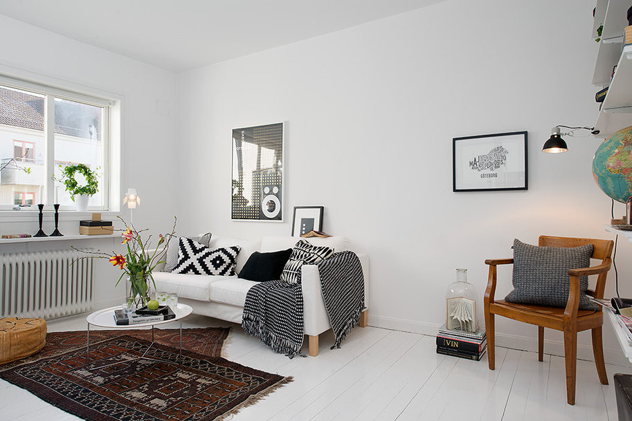 Stunning Small Space To Accentuate Its Amazing