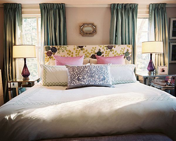Amethyst And Aquamarine Bedroom Luxury Color Style Bedroom Decor