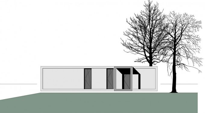 Containerlove Elevation Details Eco Friendly House Design