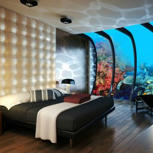 Dubai Underwater Hotel Rooms Hotel With Underwater Room And Underwater Sea View Extreme House Design