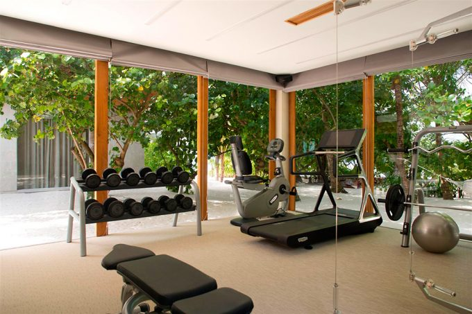 Exquisite Villas Furnished With Gym Room