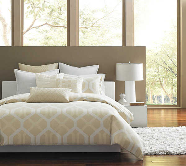 Luxury Bedding In A Modern Bedroom Comfortable Is Most Bedroom Essential In Decor