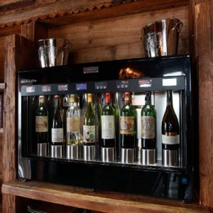 Marco Polo Wines Showcase Chalet With Marveolus Service