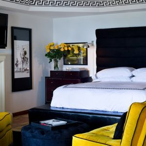 Midnight Blue And Yellow Gold Bedroom Awesome Mature Bedroom Design