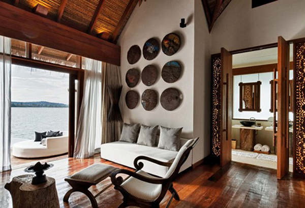 Staggering View From Unforgetable Interior Design From Song Saa Resort