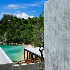 View Detail From Above The Naka Phuket Resort Awesome Beach Resort Inspiration