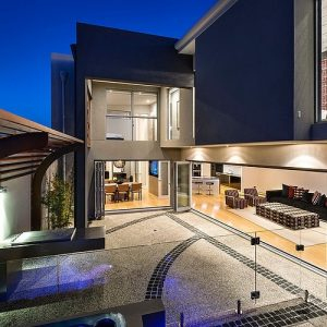Architecture Port Coogee Residence Superb Modern House Design Two Story Luxuy House Design