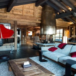 Chalet Is Mountain Wooden House Mountain House Trends Vacation  House Design