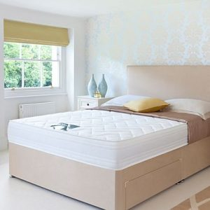 Comfort Memory Foam Mattress Perfect Bed For Relaxing And Rest Also Healthy Bed