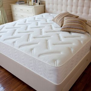 Large Spring Mattress Perfect Bed For Kid's Or Guestroom