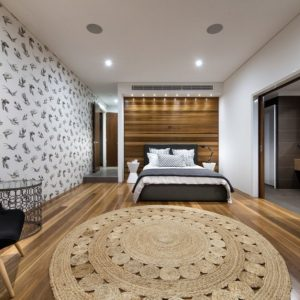 Magnificent Mater Bedroom Detail Spacy Bedroom Interior Ideas