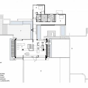 Project Arc House Elevation Contemporary House Designing