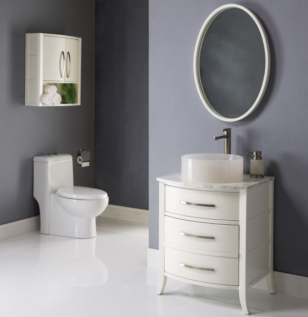 Smart Ergonomic And Small Japanese Home For With White Vanity Decor