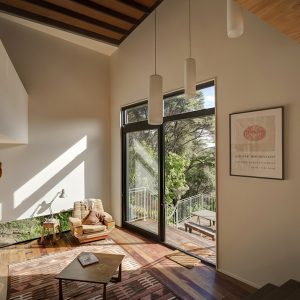 White Wall And Wooden Floor Design Inspiring Budget House Design