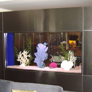Interior Design Beautiful Eclectic Home Office Aquariums To Make