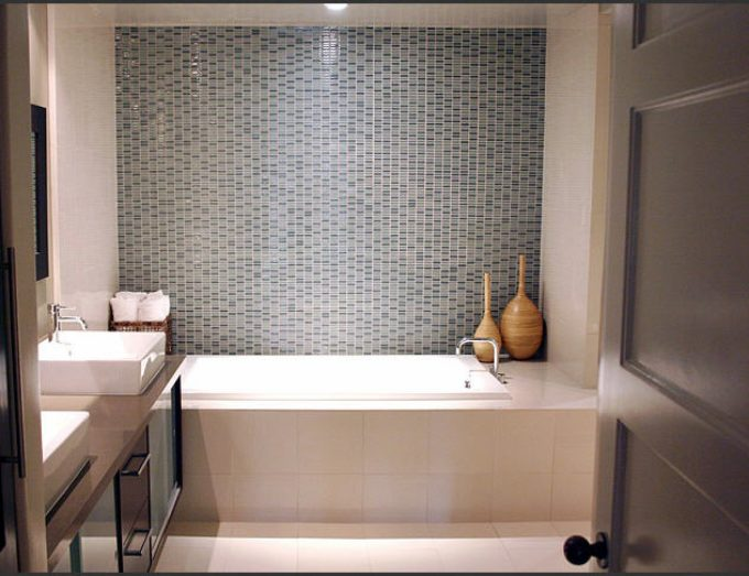 Contemporary Apartment Bathroom Ideas