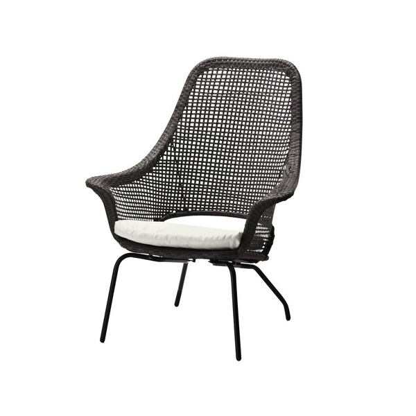Elegant Rattan Outdoor Chair For Rattan Wicker Outdoor Chair