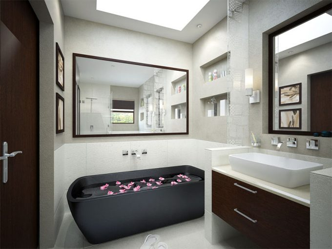 How To Deal With Small Bathroom Space