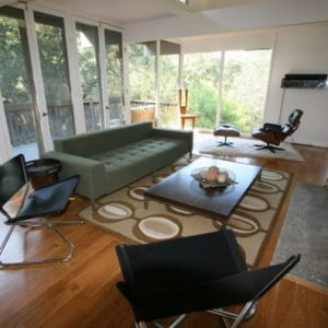 Interesting Lounge Chair In Living Room Will Create A Relaxed Family Area With A Couch And The Eames Lounger