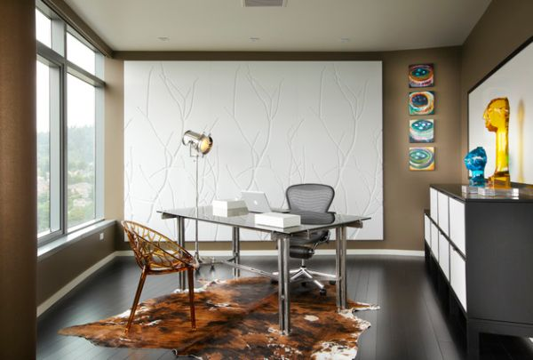 Modern Home Office Design Ideas With Artistic And Stylish Decor