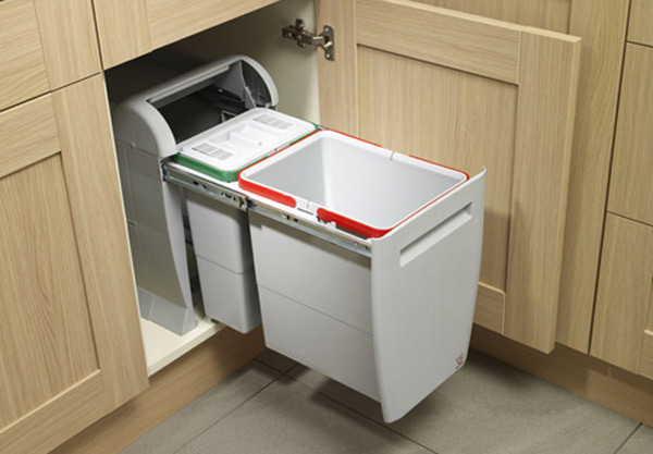 Modern Storage Design Withbuilt In Recycling