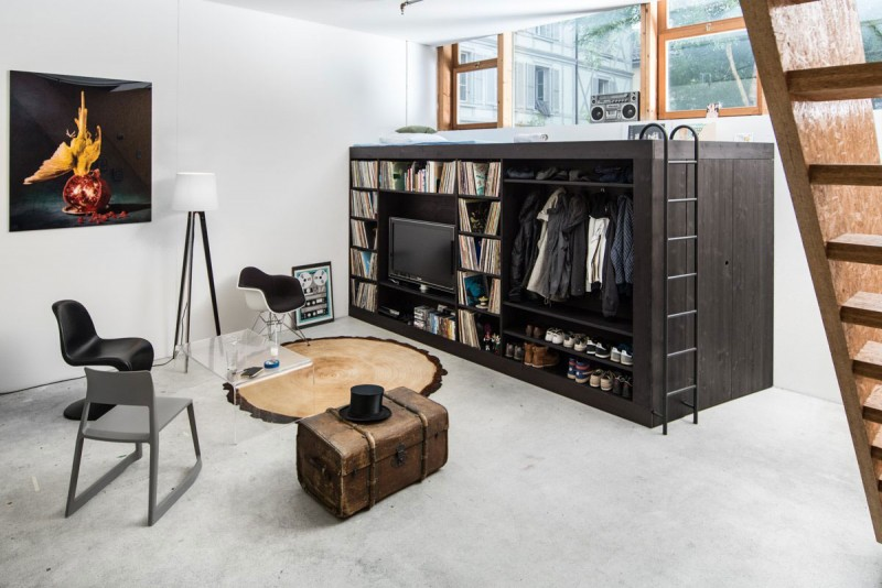Multipurposesfurniturewith The Living Cube