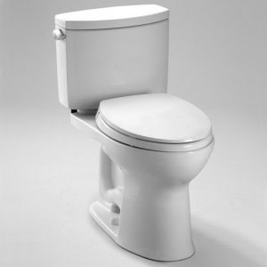 Toto Toilet With G Max Gravity Flushing System