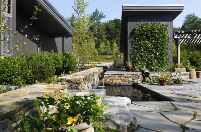 Beautiful Ponds For Garden Decor