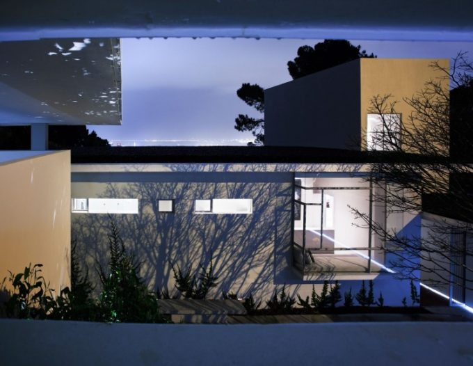 Modern House Design That Awarded 2010 Honor Award From The American Society And Landscape Architects