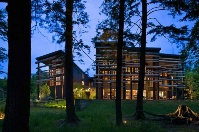 Traditional House Design Lakewood House By Centerbrook Architects And Planners