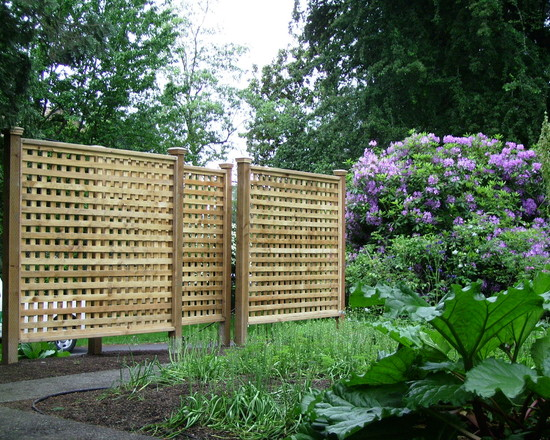 Garden Screen Designs best 20 garden screening ideas on pinterest Traditional Exterior With Lattice Screen Designs And Green Plants