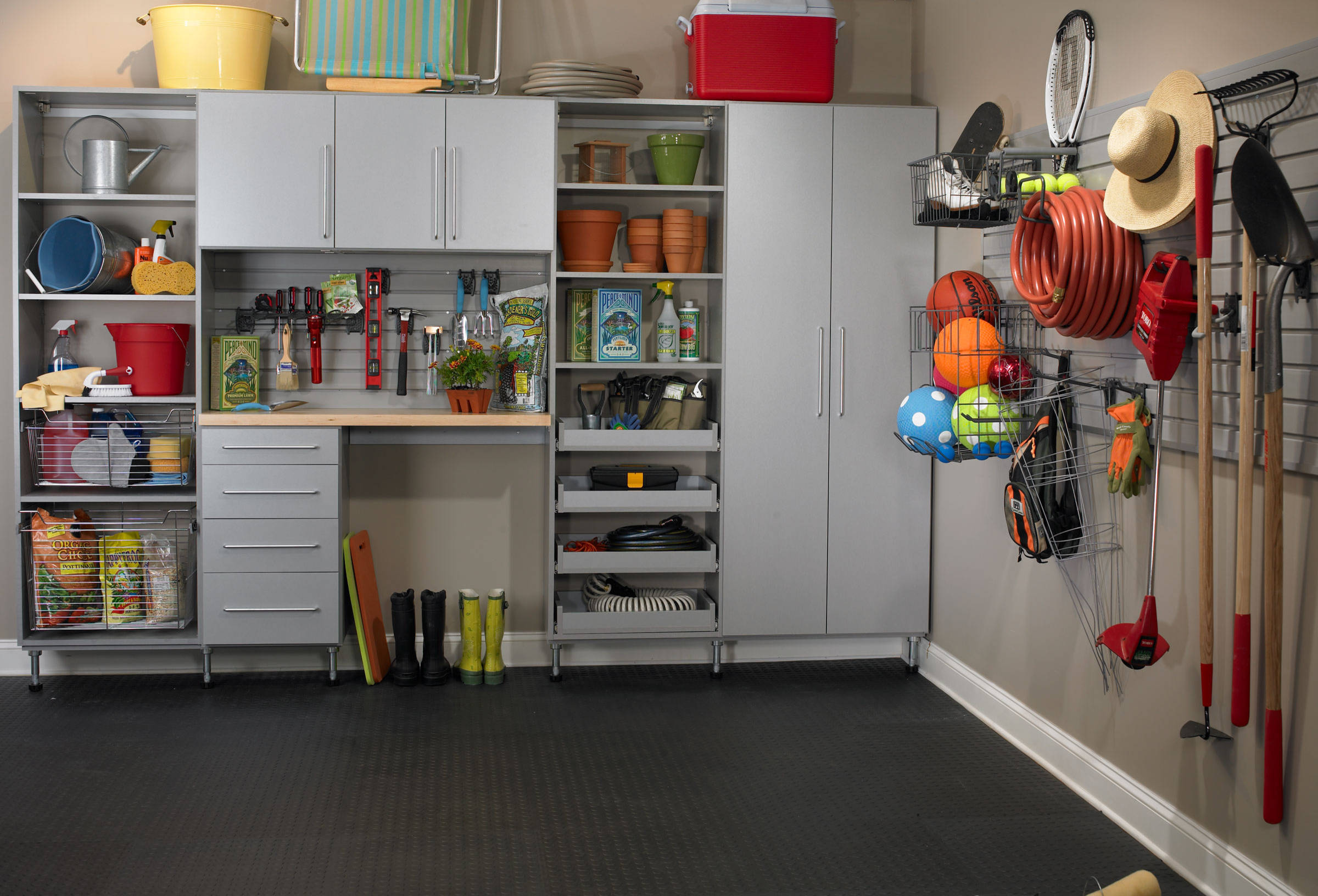 Inspiring Decorating Garage Plus Storage Ideas Contemporary And Shed With Custom Accessories
