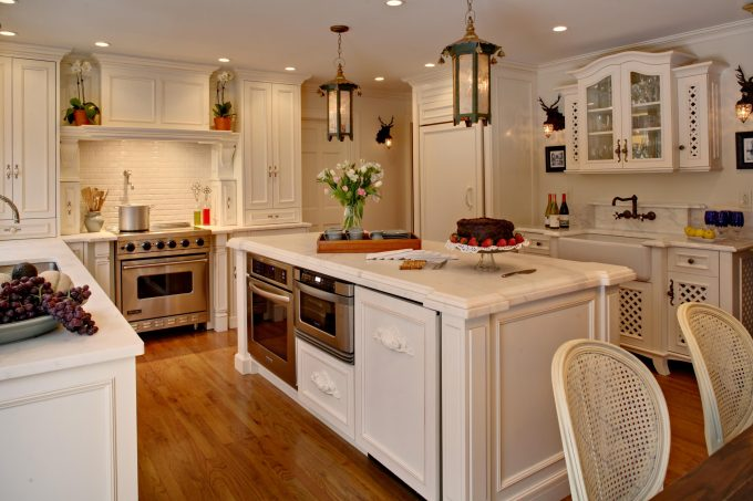 Alicia Shearer Interior Design   Kitchen