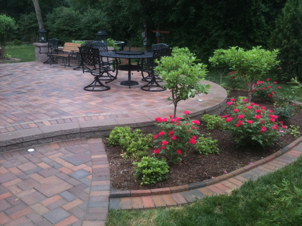 Decorating Beautiful Flower Bed For Landscape Ideas  HQwallsorg