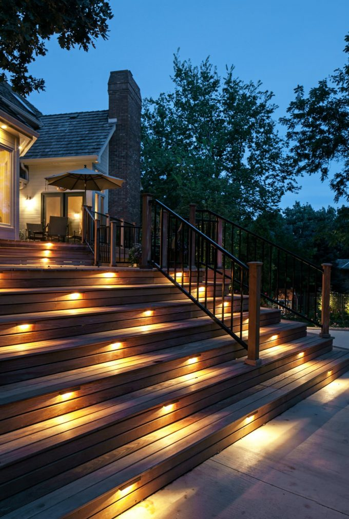 deck lighting ideas. inspiring deck lighting for outdoor ideas n