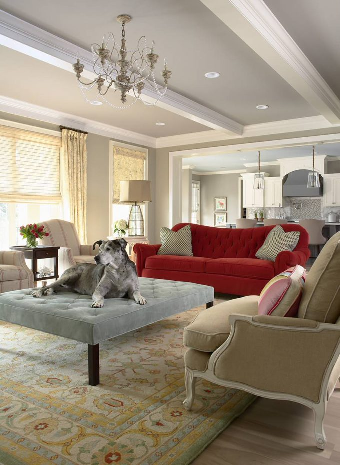 Living Room category : Decorating Living Room With Fireplace ...